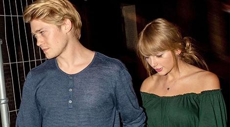 Ban trai lan dau tiet lo chuyen tinh yeu voi Taylor Swift hinh anh