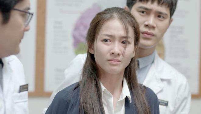 Hau due mat troi tap 3&4: Song Luan, Kha Ngan dien nhu buon ngu hinh anh 4