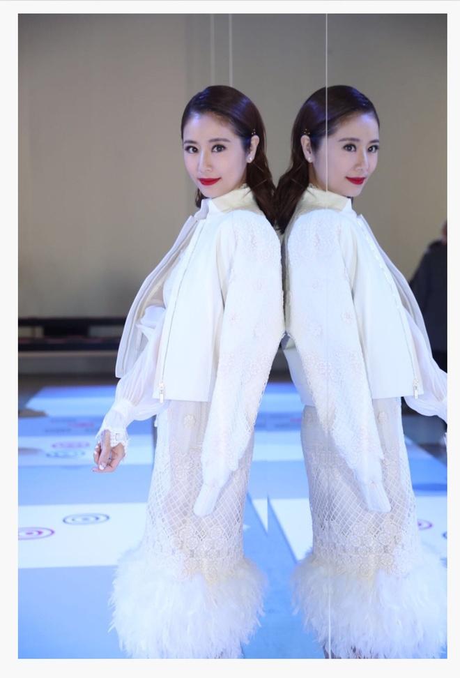 Lam Tam Nhu dep man ma lan at Xa Thi Man, Ngo Can Ngon hinh anh 3