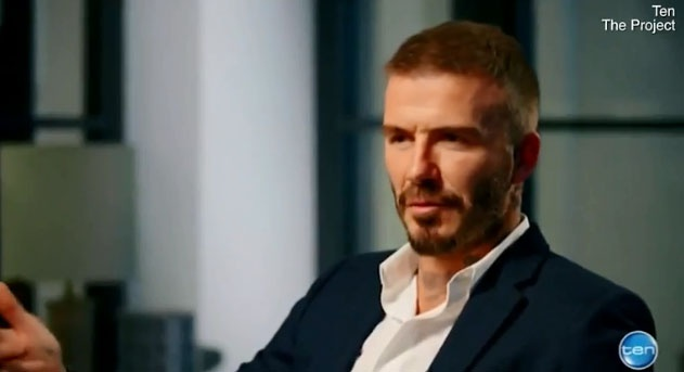 David Beckham thua nhan hon nhan voi Victoria la 'cong viec kho khan' hinh anh