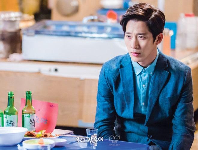 Em trai Kim Tae Hee roi cong ty gia dinh sau khi cong khai hen ho hinh anh 2