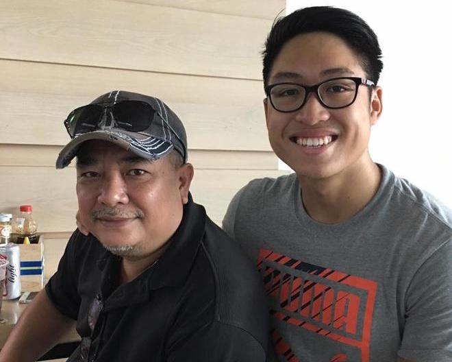 Con trai Hong Van: 'Cam thay hanh phuc khi la con cua ba Le Tuan Anh' hinh anh