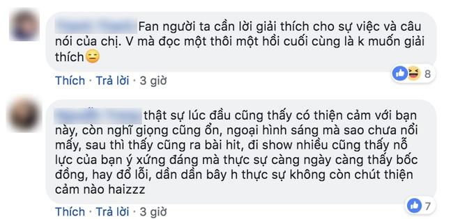 Hoa Minzy tu nhan 'bi dien', giai thich chuyen dap tra fan gay gat hinh anh 3