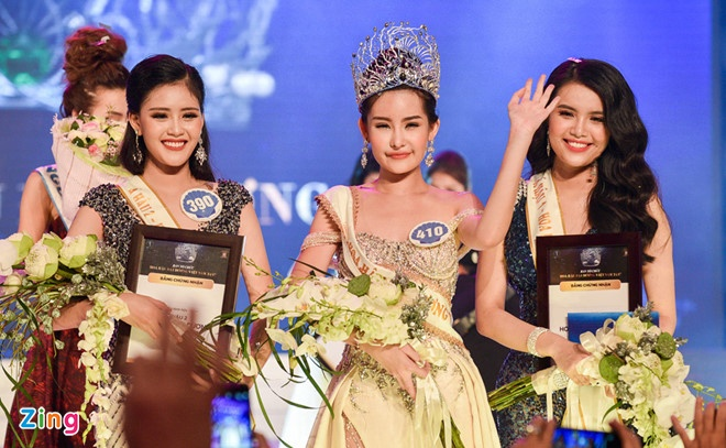 Le Au Ngan Anh tu hoa hau thi phi den a hau 4 Miss Intercontinental hinh anh 1