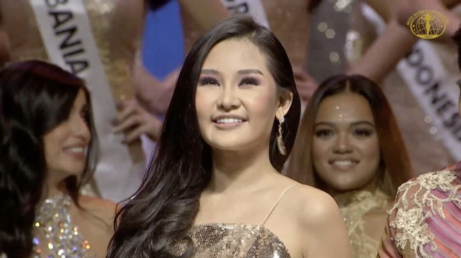Le Au Ngan Anh tu hoa hau thi phi den a hau 4 Miss Intercontinental hinh anh 12