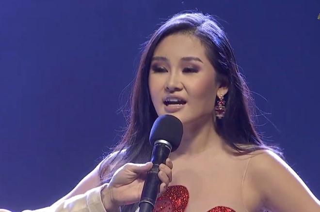 Le Au Ngan Anh tu hoa hau thi phi den a hau 4 Miss Intercontinental hinh anh 11