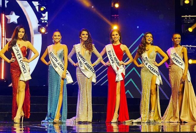 Le Au Ngan Anh tu hoa hau thi phi den a hau 4 Miss Intercontinental hinh anh 9