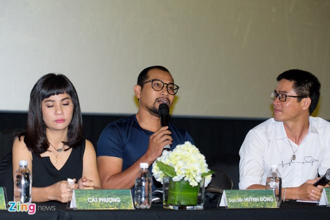 Ra phim moi, Cat Phuong - Kieu Minh Tuan tinh tu nhu chua tung ran nut hinh anh 7