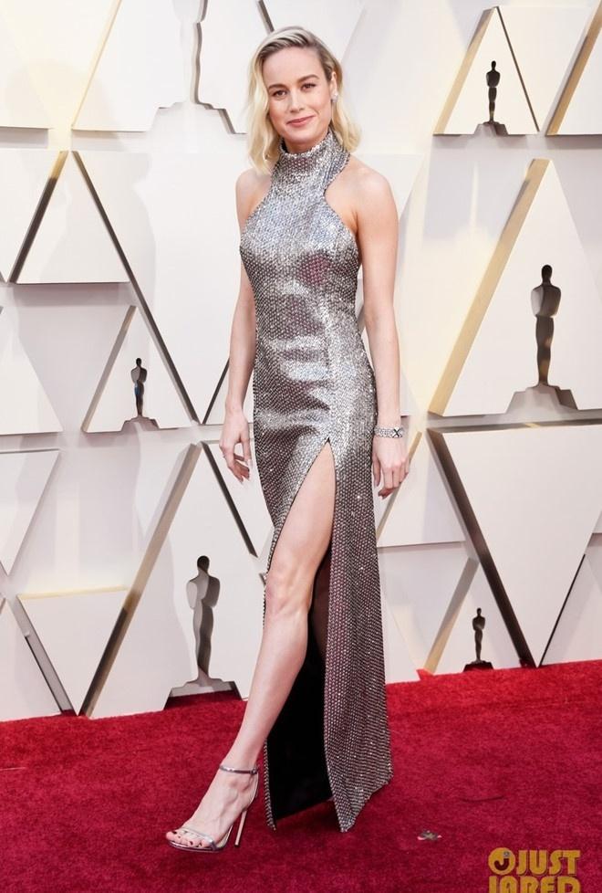 'Captain Marvel' Brie Larson ngay cang dep sac sao, quyen ru hinh anh 3