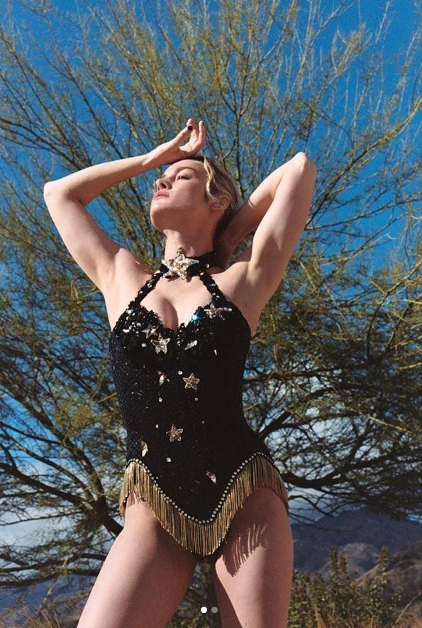 'Captain Marvel' Brie Larson ngay cang dep sac sao, quyen ru hinh anh 8