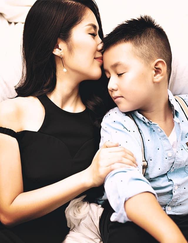 Le Phuong ke ve nhung ngay lao vao kiem tien khi sinh con trai Ca Phao hinh anh 1