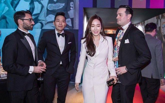 Jessica sanh doi ban trai dai gia Tyler Kwon dap tan tin don chia tay hinh anh 1