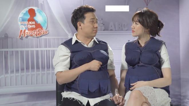 Tran Thanh va Hari Won du dinh sinh con trong nam nay hinh anh 2