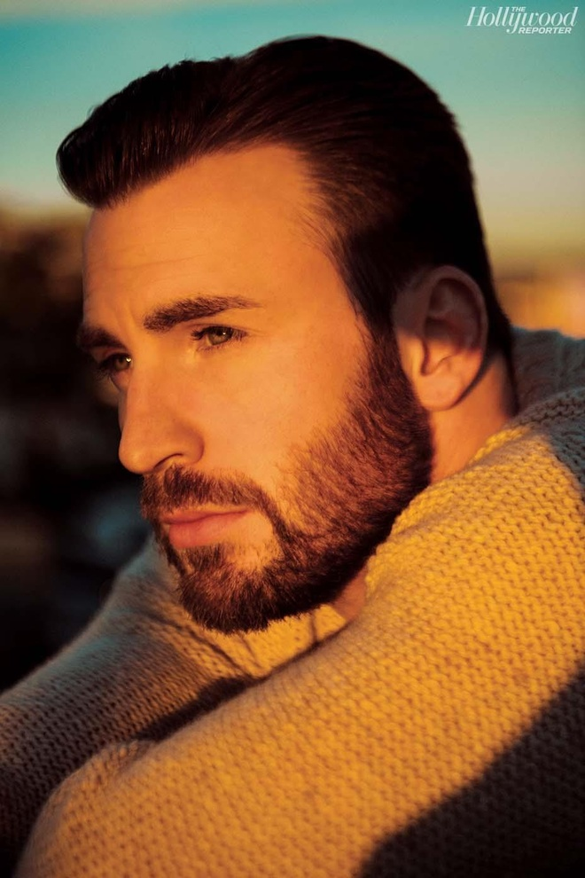 'Captain America' Chris Evans tiet lo ly do khong muon lay vo hinh anh 1