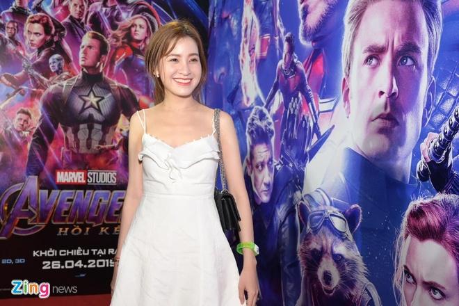 Quang Hai, Huynh Lap va dan sao Viet do bo tham do 'Avengers: Endgame' hinh anh 8