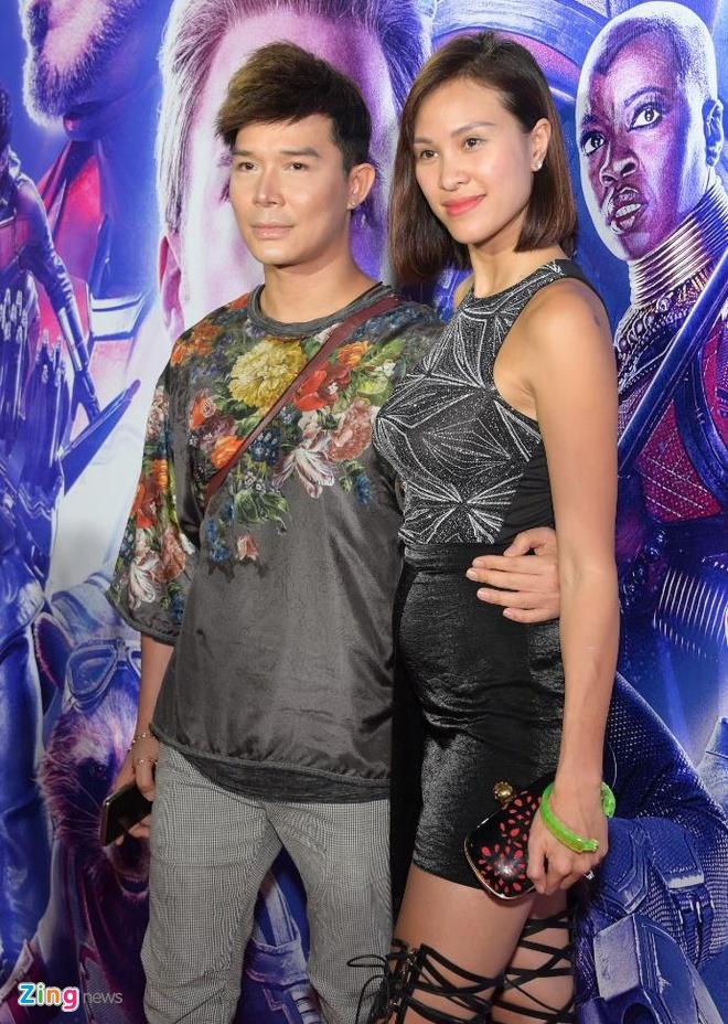 Quang Hai, Huynh Lap va dan sao Viet do bo tham do 'Avengers: Endgame' hinh anh 11