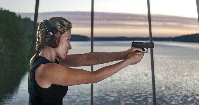 'Black Widow' Scarlett Johansson tap luyen nhu the nao cho 'Endgame'? hinh anh 2