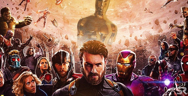 Marvel mo chien dich san tuong vang Oscar cho 'Avengers: Endgame' hinh anh 1