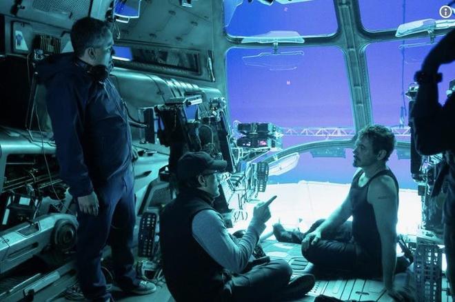 10 anh hau truong 'Avengers: Endgame' an tuong nhat hinh anh 2