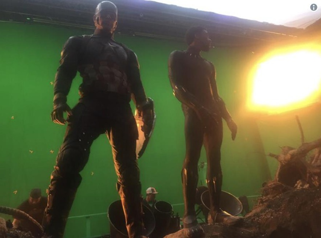 10 anh hau truong 'Avengers: Endgame' an tuong nhat hinh anh 4