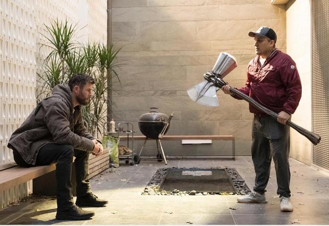 10 anh hau truong 'Avengers: Endgame' an tuong nhat hinh anh 7