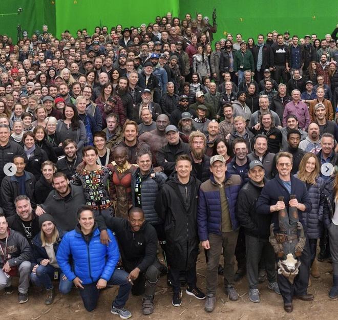 10 anh hau truong 'Avengers: Endgame' an tuong nhat hinh anh 8