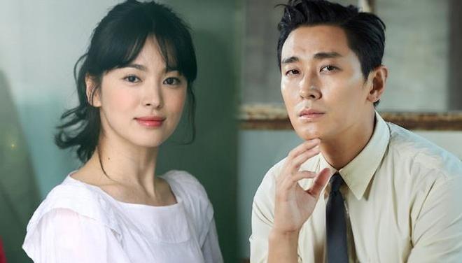Song Hye Kyo dong vai phan dien giua thong tin hon nhan truc trac hinh anh 1