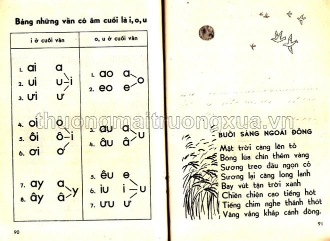 sach Hoc van lop 1 nam 1977 anh 6