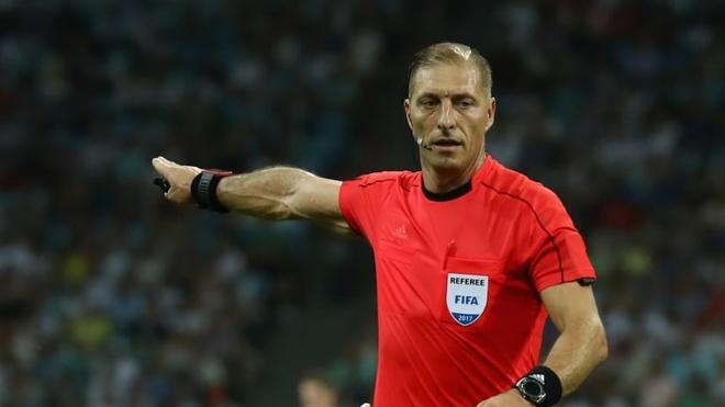Cac trong tai duoc tra luong bao nhieu mua World Cup 2018? hinh anh 1