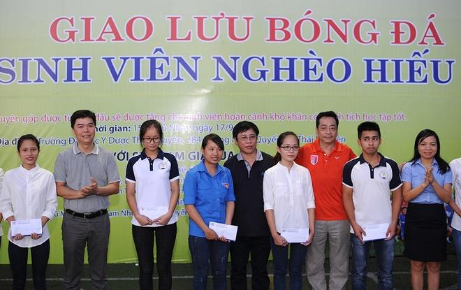 Hong Dang,  Viet Anh,  Hoang Dung,  V-Stars,  Da bong tu thien anh 14