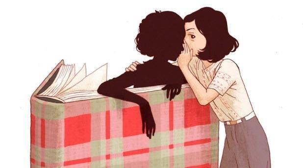 Chiem nguong ban sach tranh tuyet dep cua 'Nhat ky Anne Frank' hinh anh