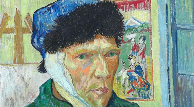 Chuyen bi hai ve co dien vien ve tranh o 'Tranh Van Gogh mua de dot' hinh anh