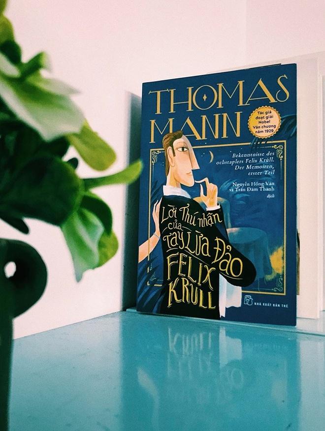 Ra mat cuon tieu thuyet cuoi cung cua Thomas Mann hinh anh 1