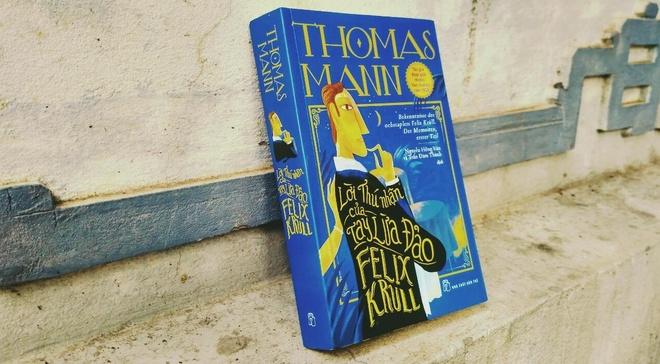 Ra mắt cuốn tiểu thuyết cuối cùng của Thomas Mann