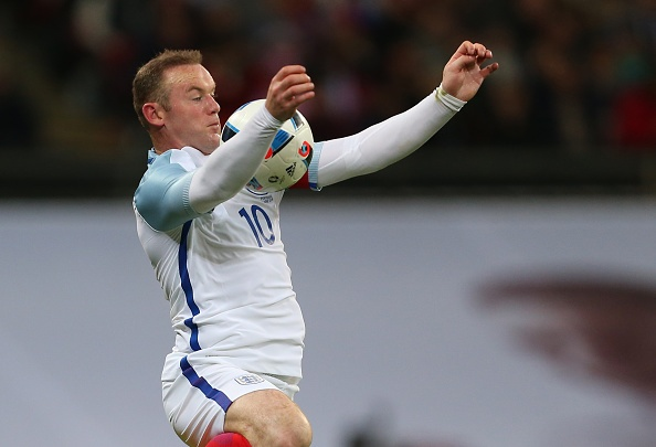 Vi tri Rooney o tuyen Anh anh 1