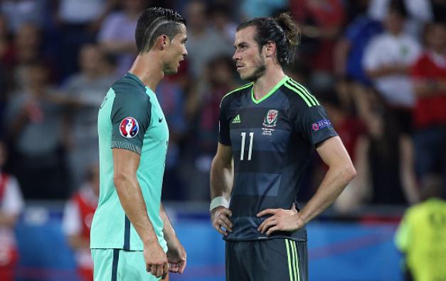 Ronaldo quá xuất sắc, tiếc cho Bale và Xứ Wales