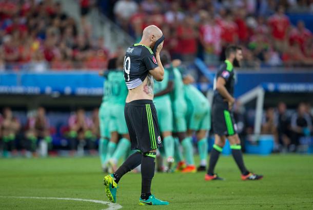 Xứ Wales dừng bước tại EURO: Kết thúc một câu chuyện cổ tích