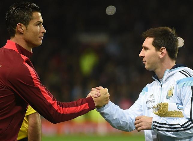 Thanh cong cua Ronaldo la dong luc de Messi tro lai hinh anh 3