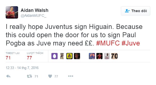 Juventus chieu mo thanh cong Higuain, MU mung tham hinh anh 1