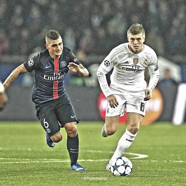 Real Madrid nham Marco Verratti thay Toni Kroos hinh anh