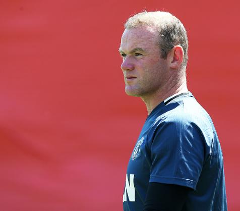 MU truoc them mua giai moi: Mourinho kho xu vi Rooney hinh anh 2
