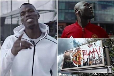 Paul Pogba dang treu dua CDV Manchester United? hinh anh