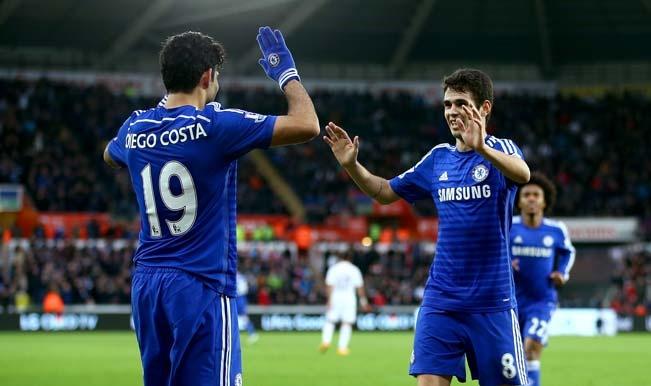Conte de ngo kha nang ra di cua Oscar va Diego Costa hinh anh 1