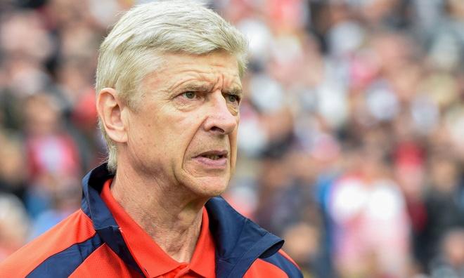 Arsene Wenger so hai truoc vien canh chia tay Arsenal hinh anh