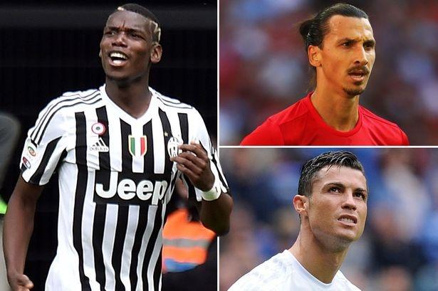 Ai la nguoi khong vui nhat khi Pogba den Manchester United? hinh anh