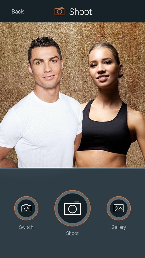 Ung dung selfie duoc ra mat boi Cristiano Ronaldo hinh anh 4