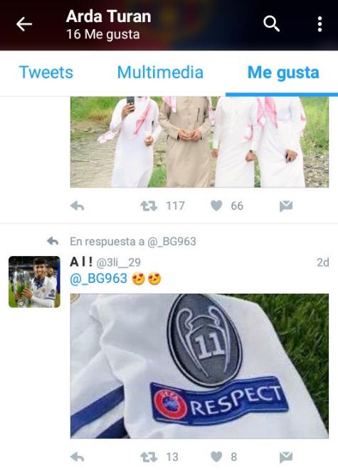 Arda Turan khon kho vi thich anh cua Real Madrid hinh anh 1