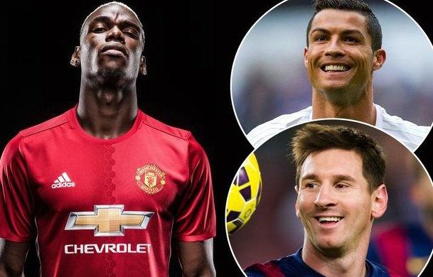 Pogba khong can giong Ronaldo hay Messi de tro nen xuat sac hinh anh