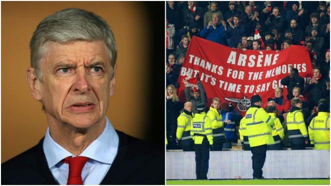 Nhan vien Arsenal thoi viec de tu thien tien cho Wenger hinh anh