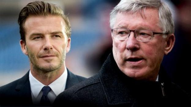 David Beckham: Chiec giay bay va dam me danh vong hinh anh 2